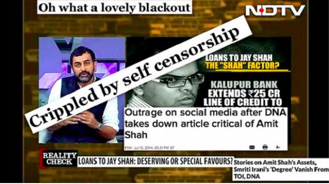 Image result for government attack and question of indian media credibility
