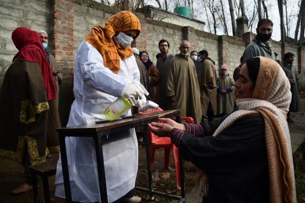 Reading the Local Elections in Kashmir
