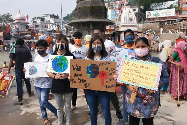 Coming of Age of India's Youth Climate Movement