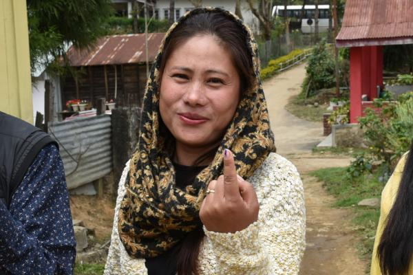 The Cultural Politics of Proxy-Voting in Nagaland