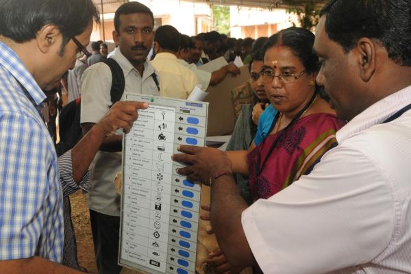 There is No Ghost in the Indian EVM