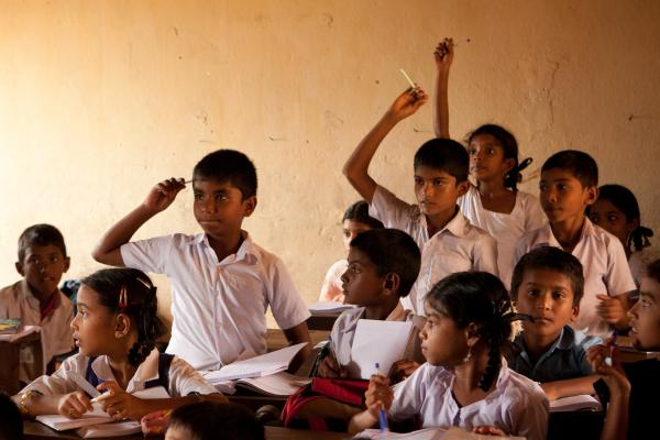 School Differentiation in India Reinforces Social Inequalities